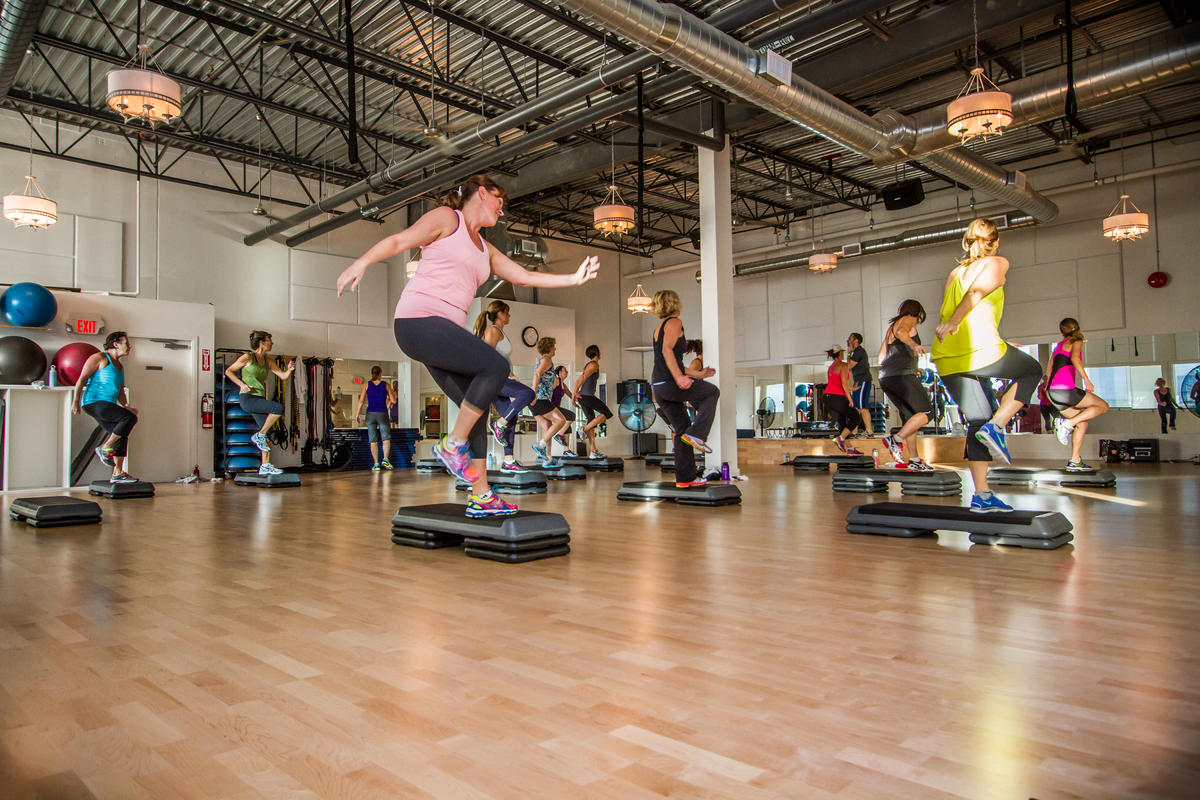 Kelowna Gym's Acoustical Nightmare Gets the Points West Treatment